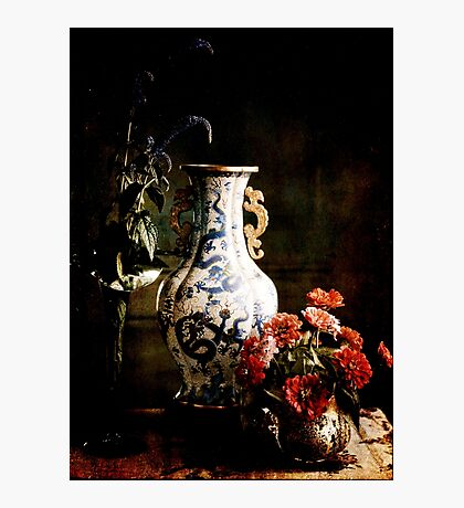 The Chinese Vase Photographic Print