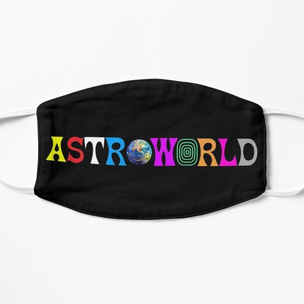 Astroworld Travis Scott Masque sans plis