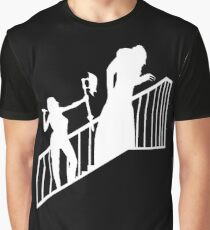 Buffy VS Orlok II! Graphic T-Shirt