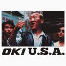OK! USA! by devilshalollc