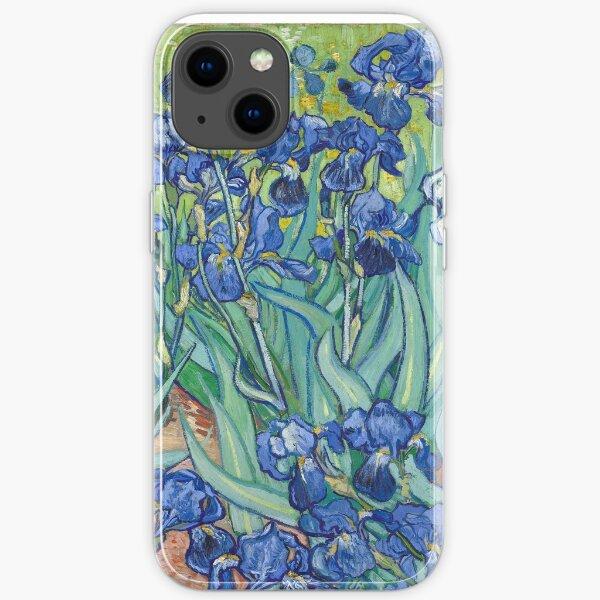 Vincent van Gogh - Irises iPhone Soft Case