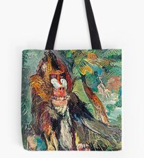 The Mandrill Tote Bag