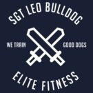 Pugmire: Sgt. Bulldog Elite Fitness by TheOnyxPath