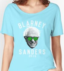 Blarney Sanders Women's Relaxed Fit T-Shirt