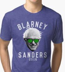 Blarney Sanders Tri-blend T-Shirt