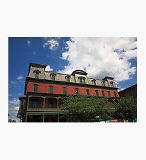 Flemington, NJ - Union Hotel Photographic Print