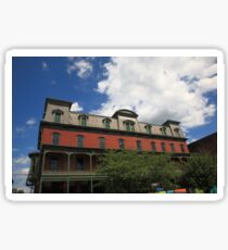 Flemington, NJ - Union Hotel Sticker