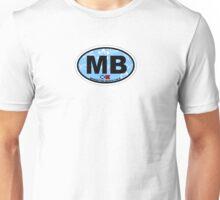 Manhattan Beach California. Unisex T-Shirt