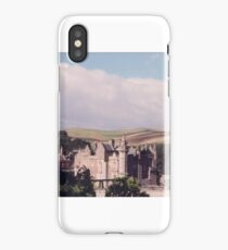 Classic Castle, English Countryside, England iPhone Case/Skin