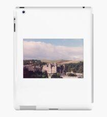Classic Castle, English Countryside, England iPad Case/Skin
