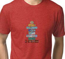 Super Mario Bros. 3 Tri-blend T-Shirt