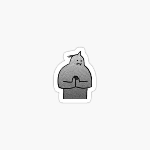 Tiny Alphonse Sticker