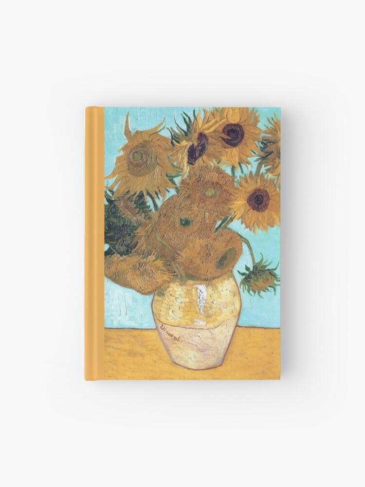 Vincent Van Gogh Stillleben Vase Mit Zwölf Sonnenblumen