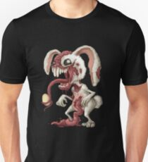 Easter bunny roadkill gifts merchandise redbubble easter bunny zombie unisex t shirt negle Choice Image