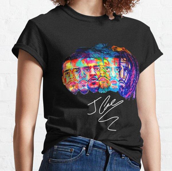 Evolution of J Cole Classic T-Shirt