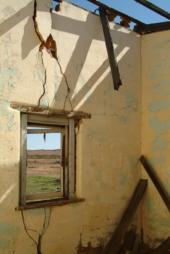 Joe Mortelliti Gallery - Historic Ruins, Old Ghan Railway, South Australia. by thisisaustralia