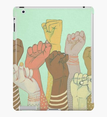 together iPad Case/Skin