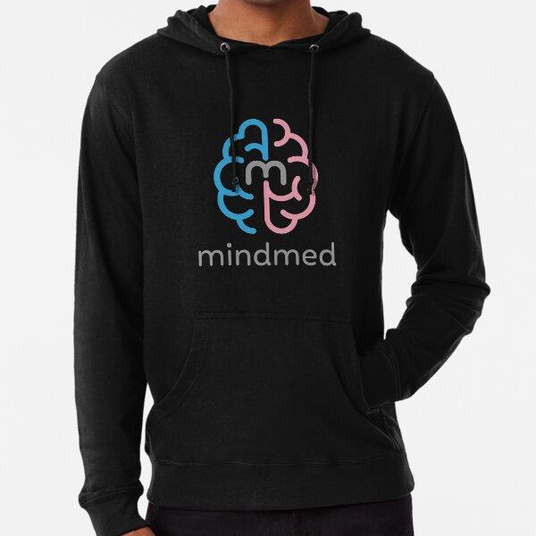 "brain medicine ""mindmed"" Lightweight Hoodie"