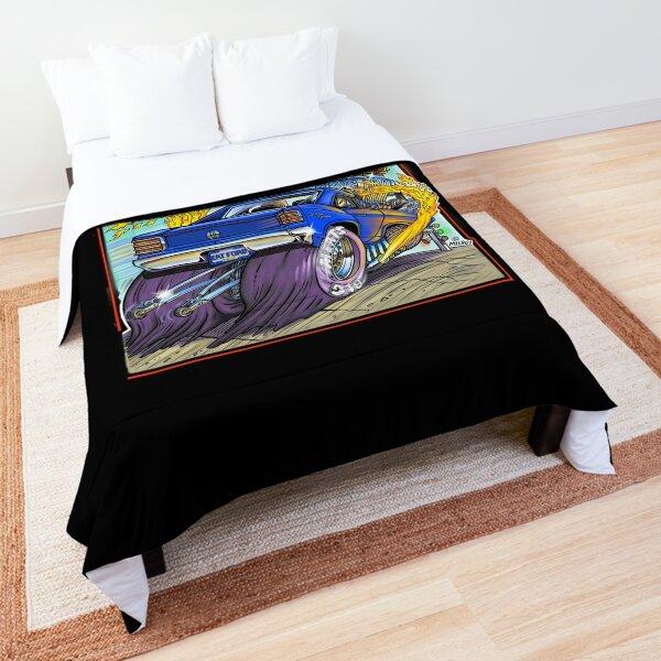 Chevelle '67 Drag Racer  Comforter
