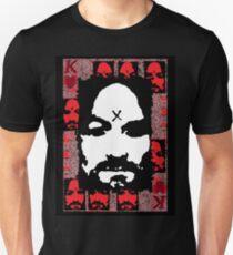 Charles Manson. T-Shirt