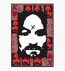 Charles Manson. Photographic Print