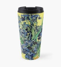 Vincent van Gogh - Still Life with Irises Travel Mug