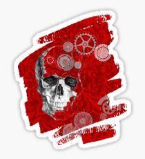 Death workings Sticker