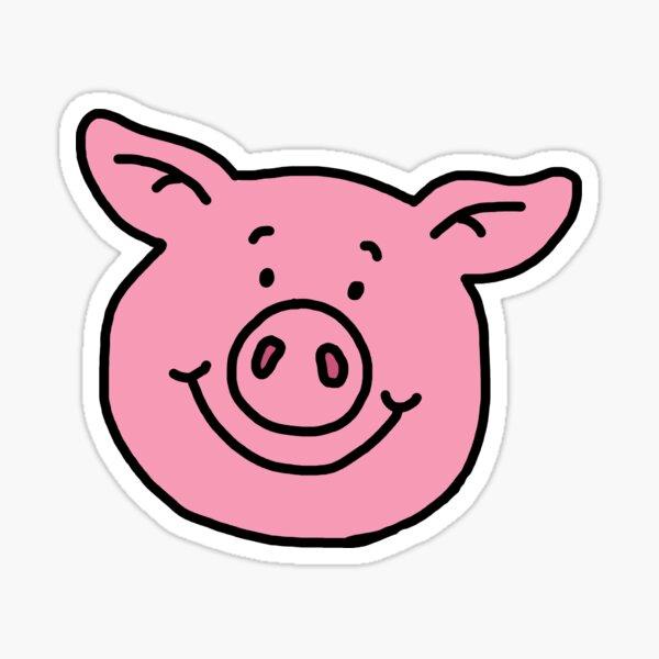Percy pig Sticker