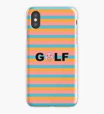 Golf Wang Bimmer iPhone Case