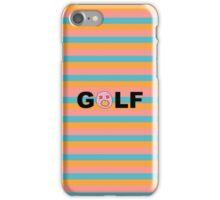 Golf Wang Bimmer iPhone Case/Skin