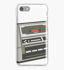 Commodore 64 Datasette Tape Recorder iPhone Case/Skin
