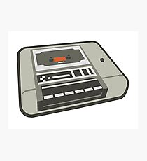 Commodore 64 Datasette Tape Recorder Photographic Print