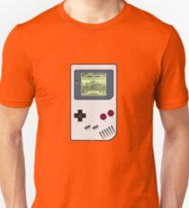 Game Boy Street Fighter II Unisex T-Shirt
