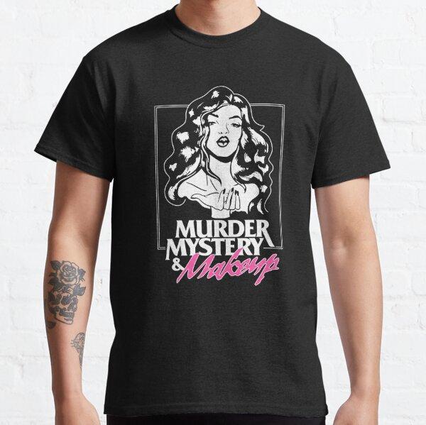 Bailey Sarian Merch Bailey Sarian Murder Mystery And Makeup Bailey Sarian Classic T-Shirt