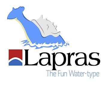 Lapras Cruise Line by ch1ppz