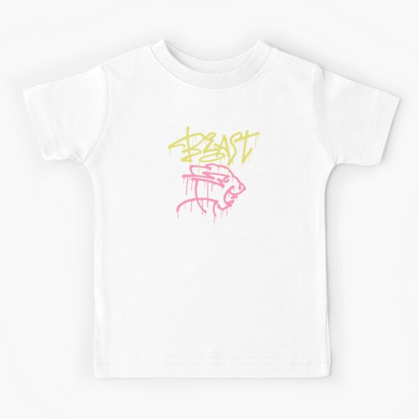 Urbanist Kobe Graffiti style kid/'s T-shirt