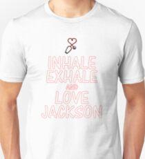 Sport your Jackson Love T-Shirt