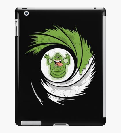 The Spud Who Slimed Me iPad Case/Skin
