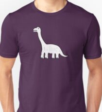 Cartoon Brachiosaurus T-Shirt
