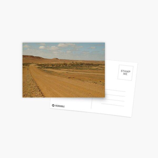 Joe Mortelliti Gallery - Oodnadatta Track, South Australia. Postcard