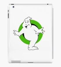 Ghostbuster Buster iPad Case/Skin