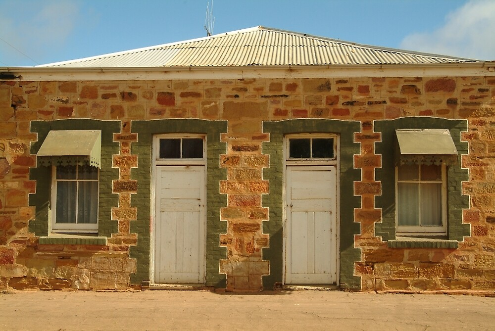 Joe Mortelliti Gallery - Historic Terowie township, South Australia by thisisaustralia