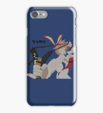 FLCL Haruko Pixelart iPhone Case/Skin