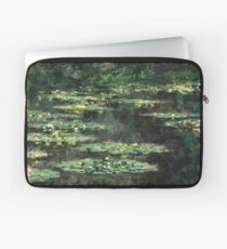 Claude Monet - Water-Lilies  Laptop Sleeve