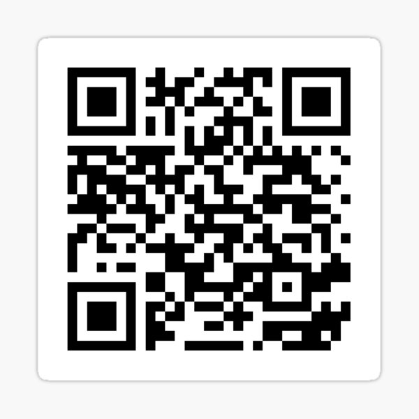qr code to The Anarchist Library Sticker