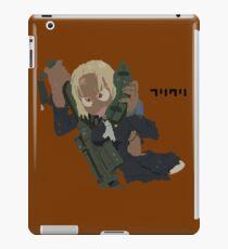 FLCL Kitsurubame pixelart iPad Case/Skin