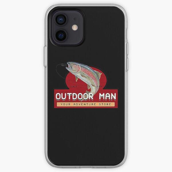 Outdoor Man (Last Man Standing) T-Shirt iPhone Soft Case