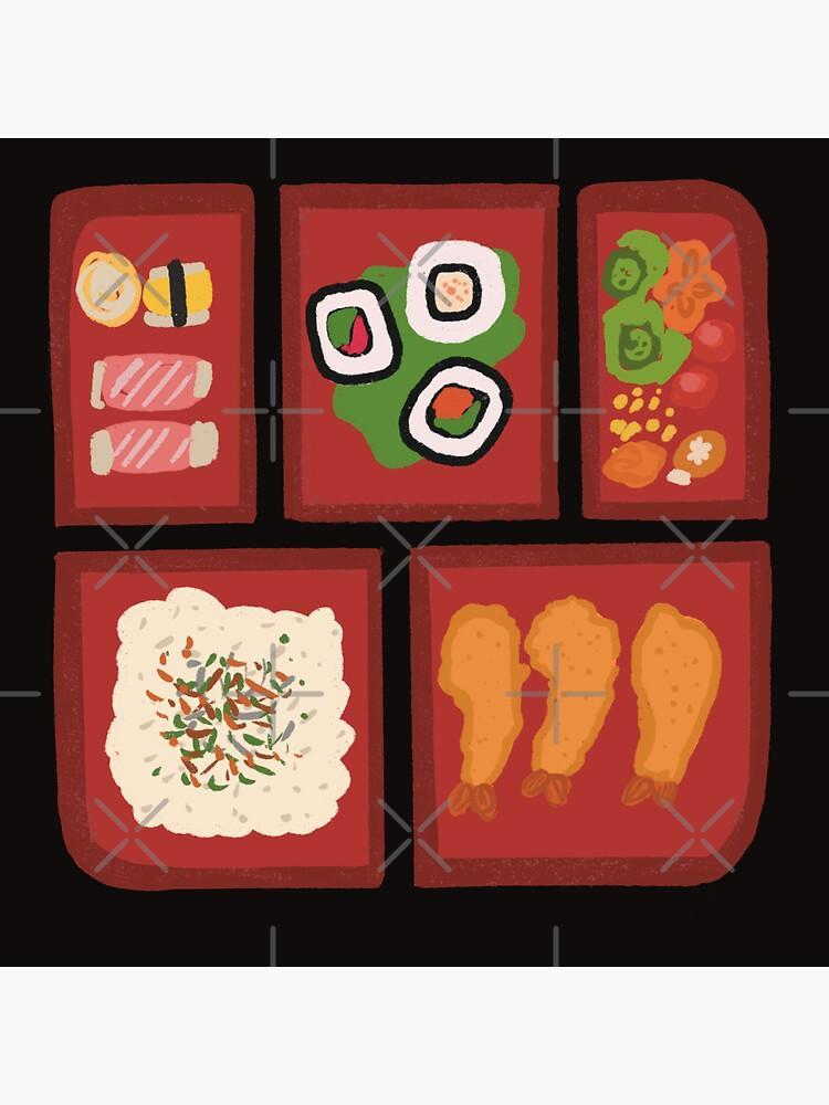Bento box by sz03
