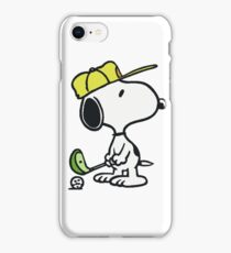 Snoopy Golf iPhone Case/Skin