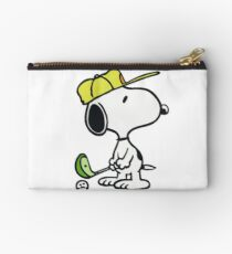 Snoopy Golf Studio Pouch